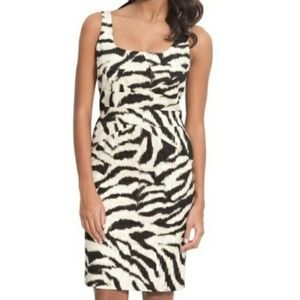 MICHAEL Michael Kors Sleeveless Animal Print Dress